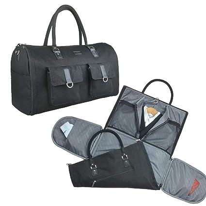 Amazon.com: Bolsa de viaje convertible 2 en 1, bolsa de ...