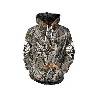 edword_yimsun hoodies 3D Branch Men Hoodies Sweatshirt Print Oversized Hunt Hoodie Sudadera Moletom Ghillie Suit,