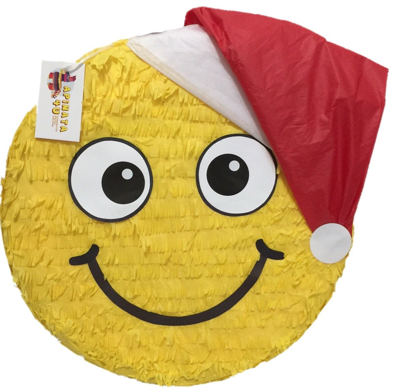 Christmas Emoticon Pinata