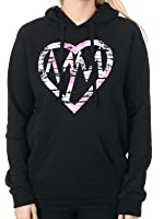Metal Mulisha Womens Action Hoody Pullover Sweatshirt