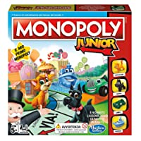 Hasbro Gaming-A6984456 Monopoly Junior, A6984456