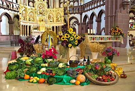 Amazoncom Csfoto 8x6ft Background For Christianity Thanksgiving