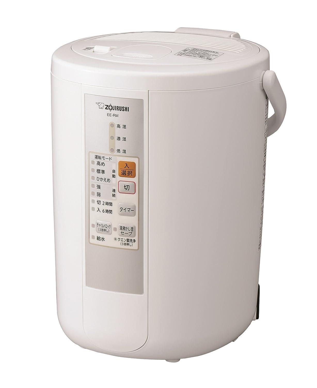 象印 加湿器 スチーム式 (木造~8畳/プレハブ洋室~13畳) ホワイト EE-RM50-WA B074DVZSZK