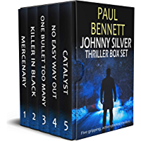 JOHNNY SILVER THRILLER BOX SET five gripping action-packed thrillers (English Edition)