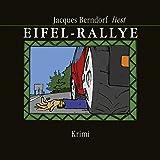 Eifel-Rallye (10:48 Stunden, ungekürzte Lesung auf 1 MP3-CD)