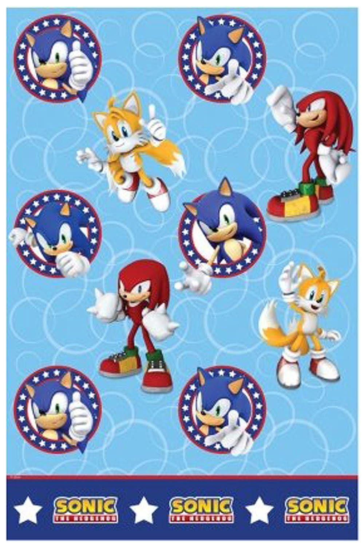 Consolas de Sonic The Hedgehog Character con impresión de ...