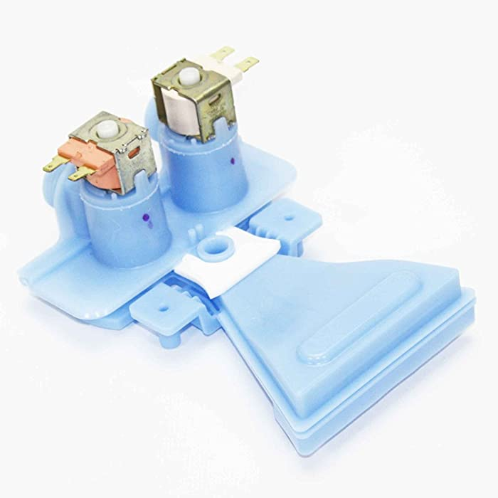 Ge WH13X24386 Washer Water Inlet Valve Assembly Genuine Original Equipment Manufacturer (OEM) Part