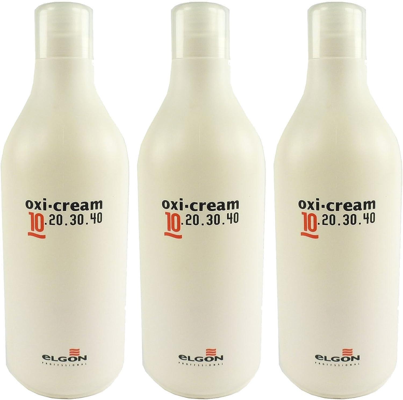 Elgon Oxi-Cream 10 Vol. (3%) Emulsión oxidación Nutritiva ...