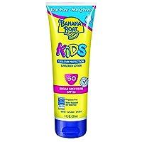 Banana Boat Sunscreen Kids Tear-Free Sting-Free Broad Spectrum Sun Care Sunscreen...