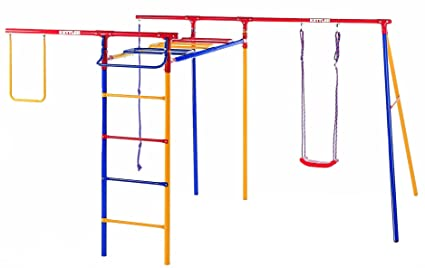 Amazon Com Kettler Home Playground Equipment Trimmstation Swing