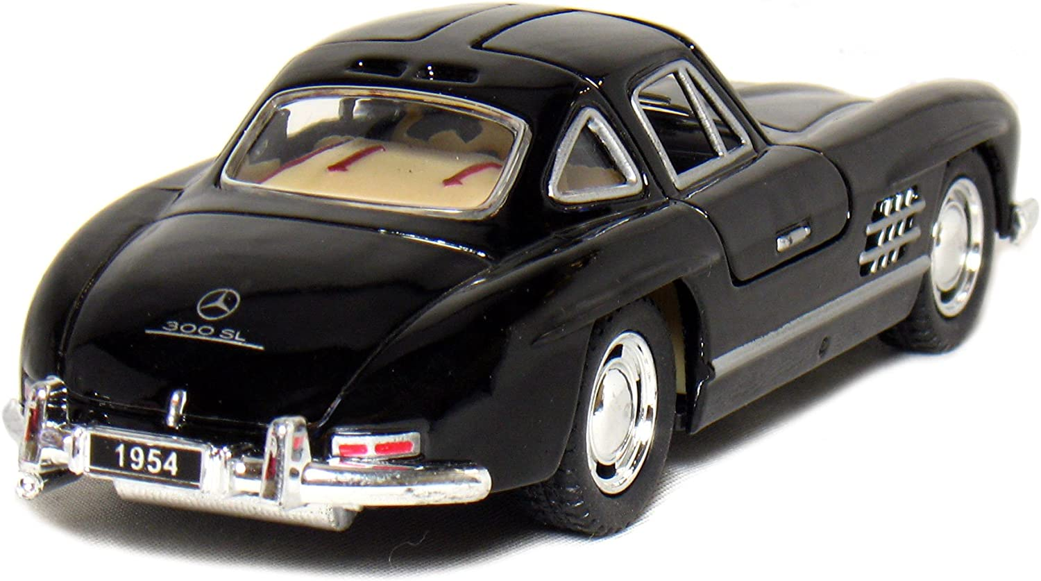 """Details about  /Kinsmere 5/"""" Diecast 1954 Mercedes-benz 300SL Model White New"""