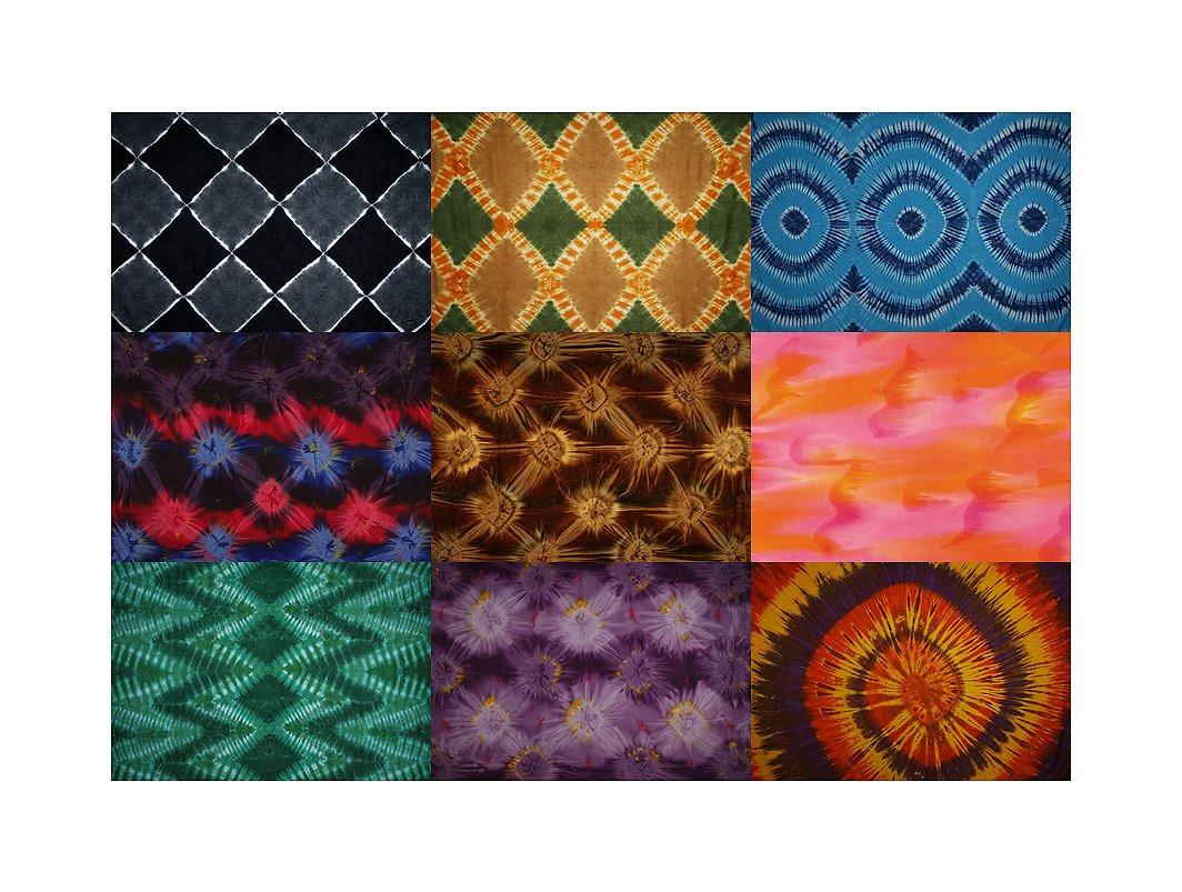 Tie Dye Sarongs - 10 Piece Assortment, Bestsellers - Free Gifts!