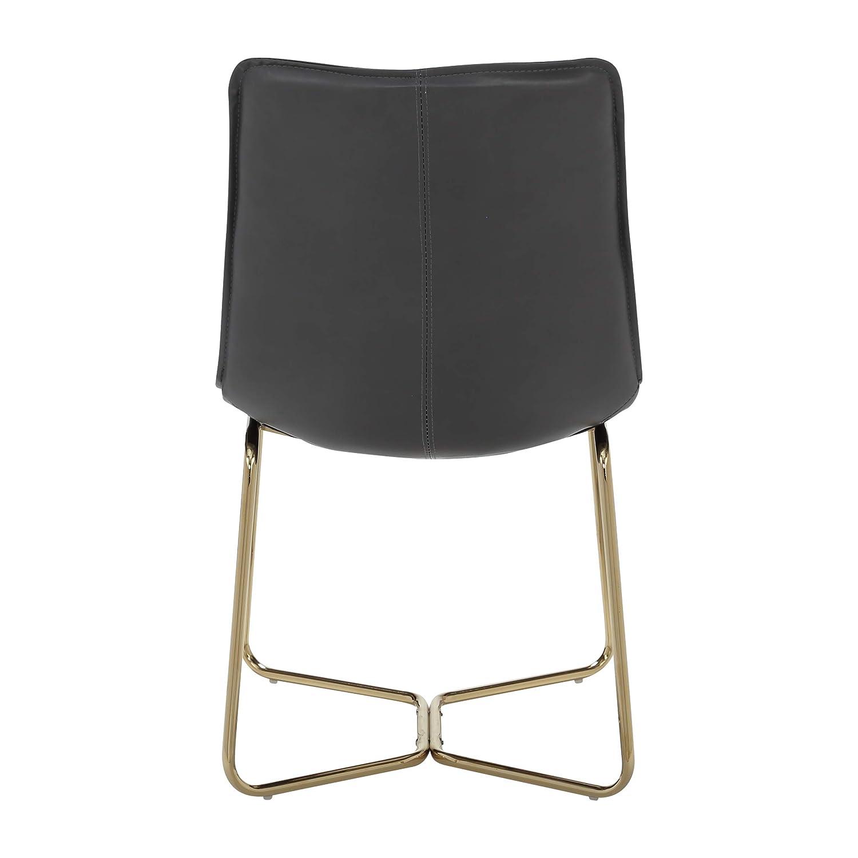 Brilliant Amazon Com Gold Base Chair Chairs Ibusinesslaw Wood Chair Design Ideas Ibusinesslaworg