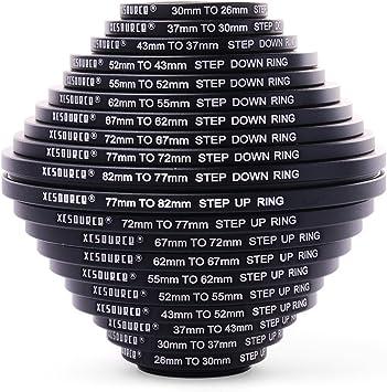 Step down ring 43-37mm anillo adaptador