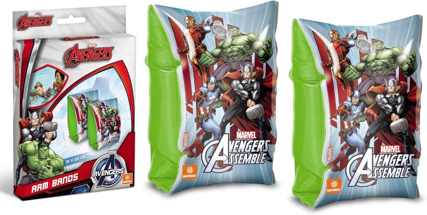 Kids Marvel Avengers Natation Brassards