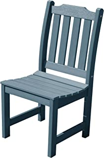 product image for highwood AD-CHDL1-NBE Lehigh Armless Dining Chair, No Arms, Nantucket Blue