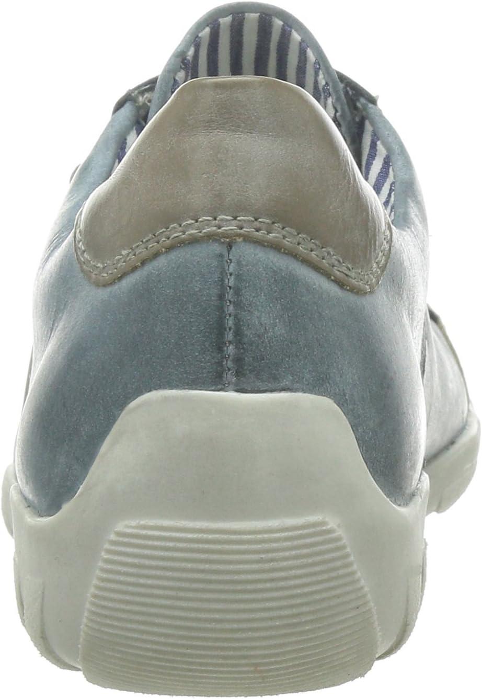 Remonte R3408 Sneakers voor dames Blau Steel Royal 15