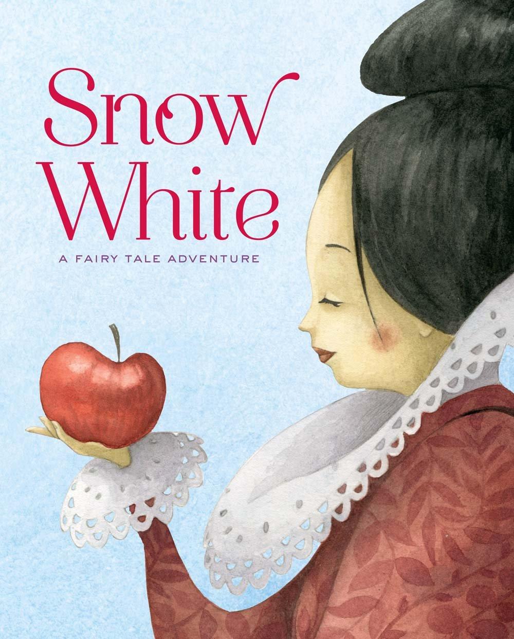 Read Online Snow White: A Fairy Tale Adventure (Fairy Tale Adventures) PDF