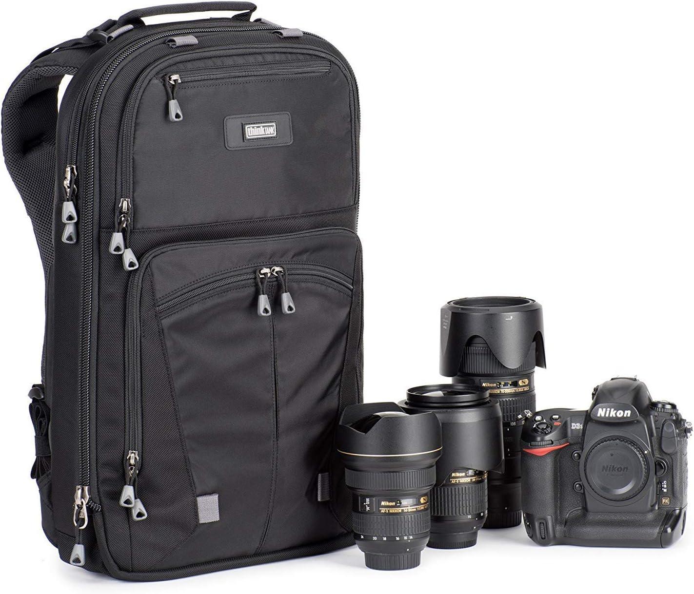 THINK TANK Video Transport 20 Messenger Bag Negro Black 75 cm