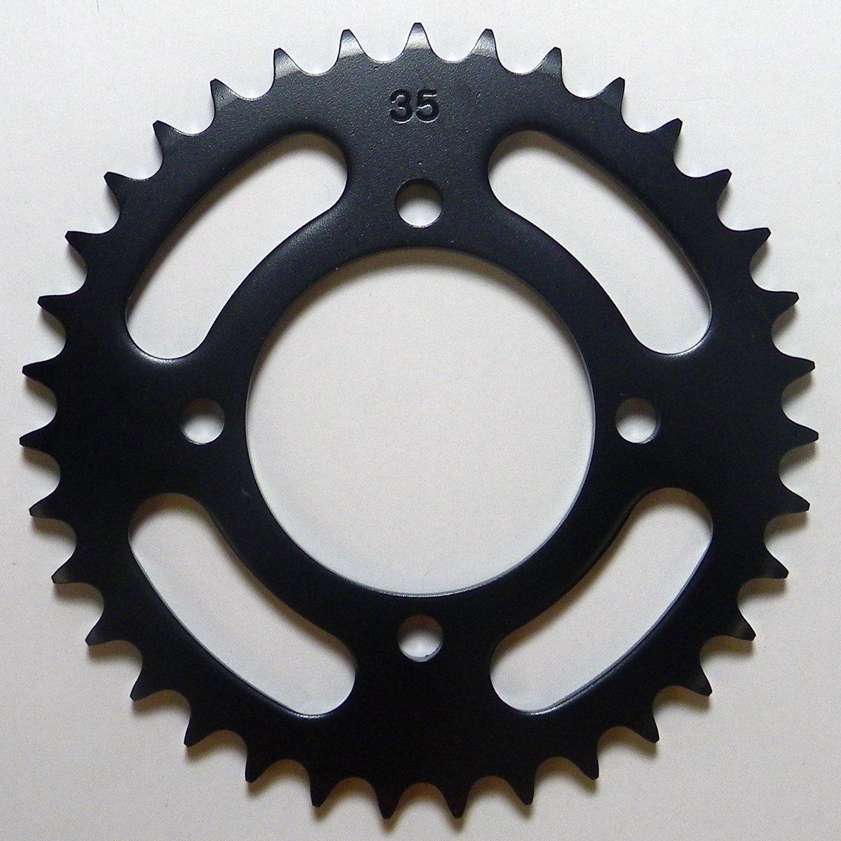 Yamaha Steel Rear Sprocket Moto-X TT-R 90 2001-2007/ DT 100 1977-1983/ RT 100 1990-2000/ TT-R 110 2009-2017 36 Teeth RSY-018-36