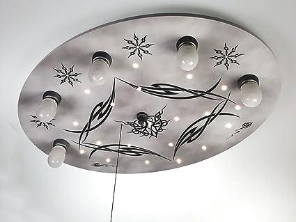 Plafoniere Camera Bambini : Bambini led plafoniera gotico amazon echo compatibile luce