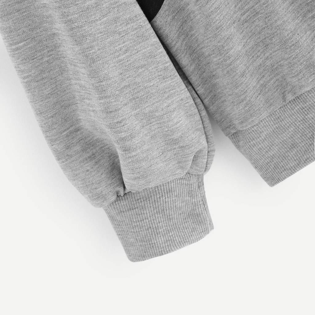 LISTHA Women Long Sleeve Hoodie Cat Ear Sweatshirt Hooded Pullover Tops Blouse