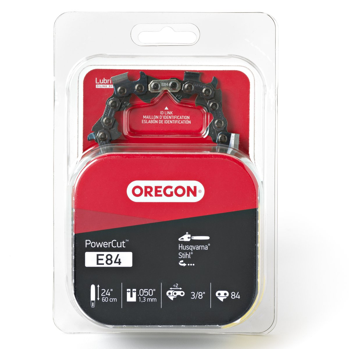Oregon E84 PowerCut 24-Inch Chainsaw Chain, Fits Husqvarna, Stihl by Oregon