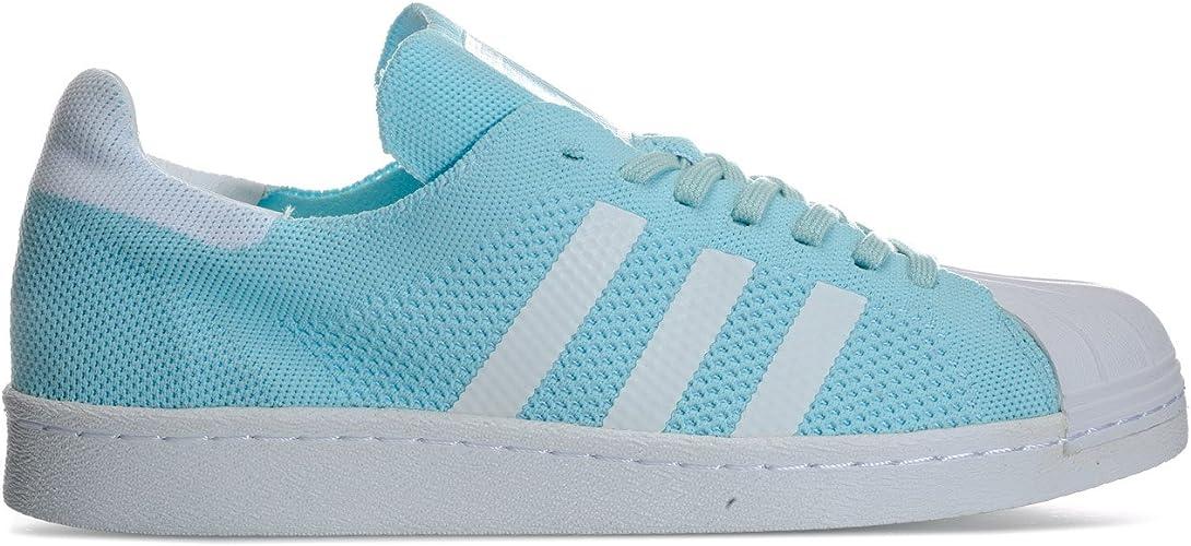 adidas superstar 80s bleu