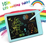 KOKODI LCD Writing Tablet, 10 Inch Toddler Doodle Board Drawing Tablet, Erasable Reusable Electronic Drawing Pads, Educationa