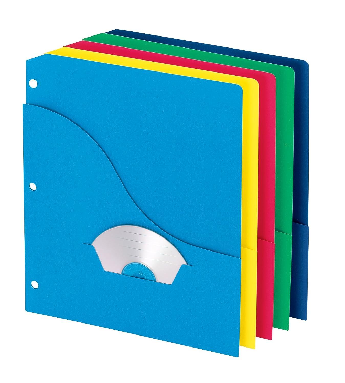 amazon com pendaflex 32900 slash pocket project folders jacket
