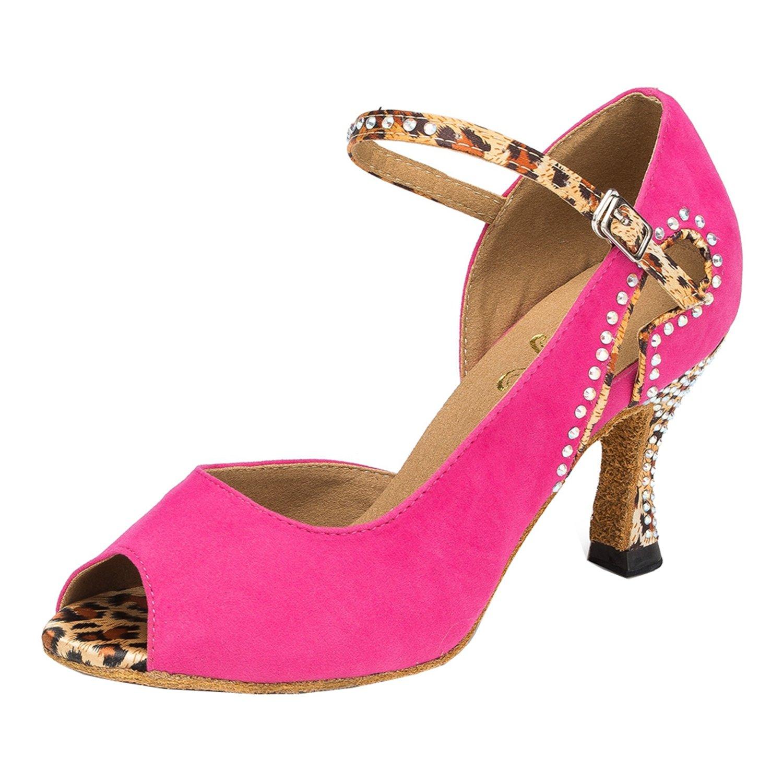 Minitoo femme Peep danse Toe Chaussures Sandales de danse Chaussures Satin B001949G88 Violet 0e3b8f9 - piero.space