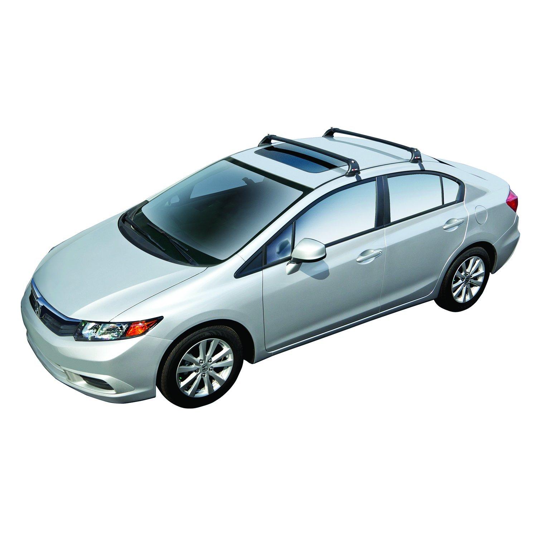 Beautiful Amazon.com: ROLA 59758 Removable Mount GTX Series Roof Rack For Honda Civic  4 Dr. Sedan: Automotive