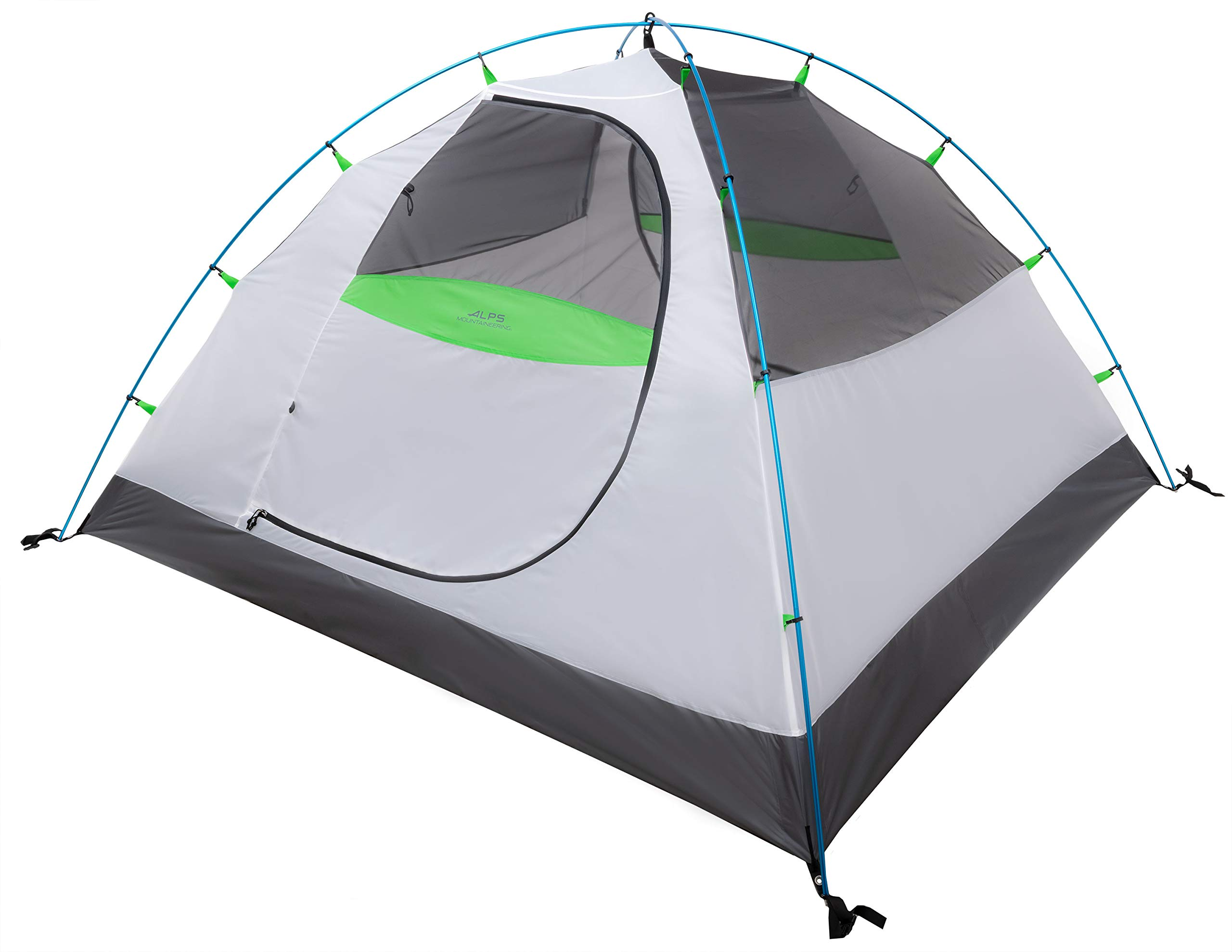 ALPS Mountaineering Lynx 4-Person Tent, Blue/Green