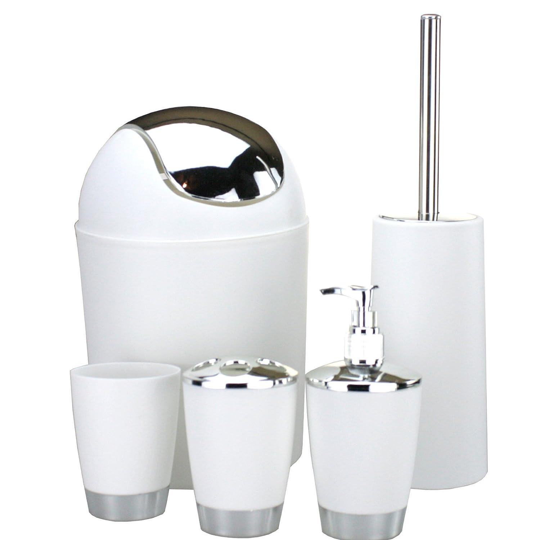 Toiletten Badezimmer Set Badset Badgarnitur Toilettenburste