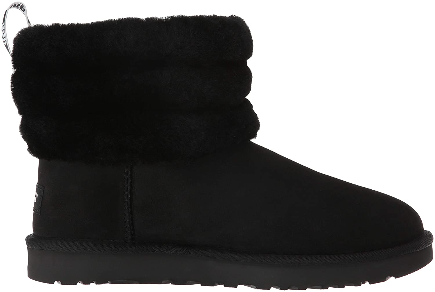 4001eff5f8e UGG Women's W Fluff Mini Quilted Fashion Boot