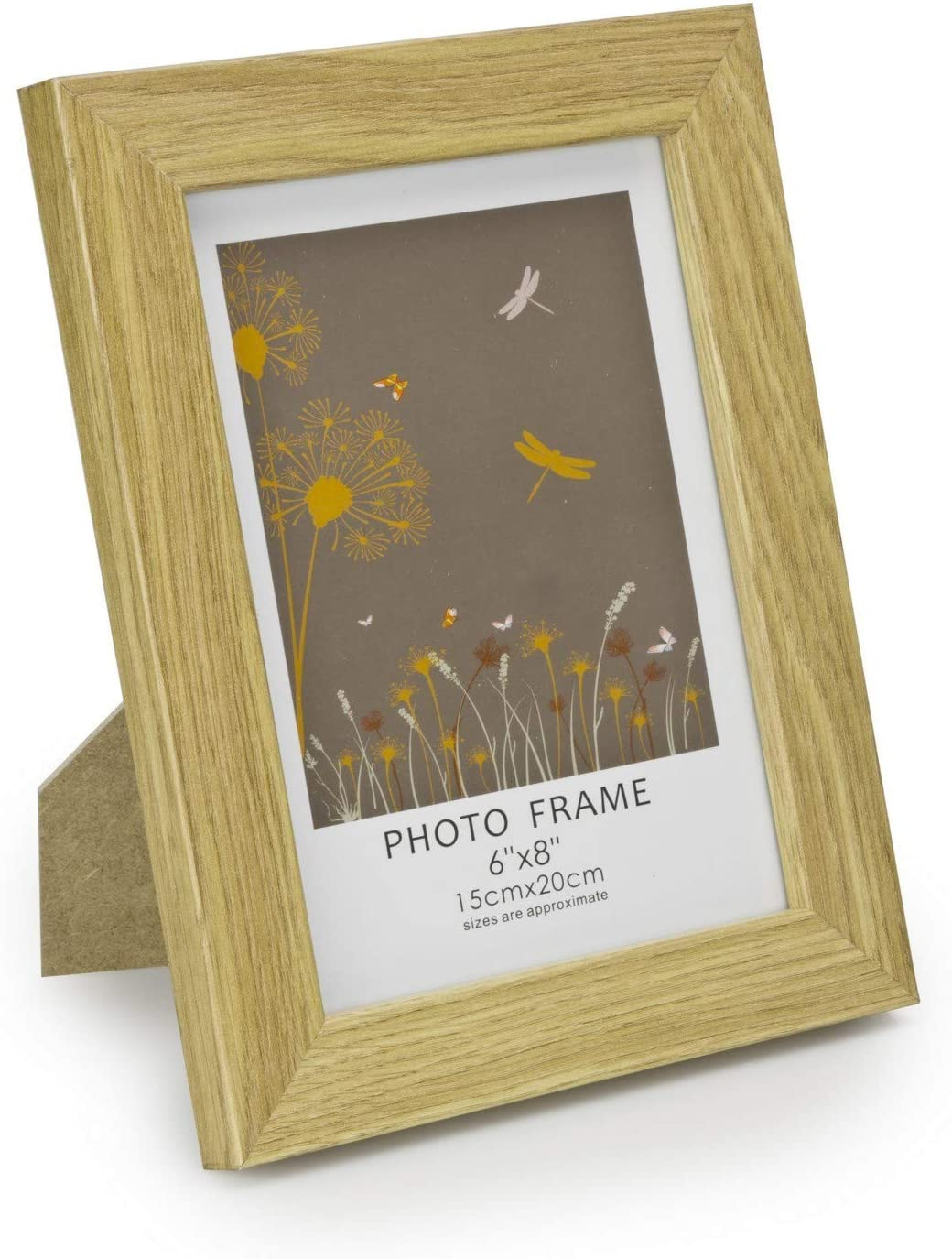 Wood // A4 Picture Frames /& Wall Art Home Furnishings. to beautify your home DiscountSeller Wood Effect Somerset Frame Picture Frames