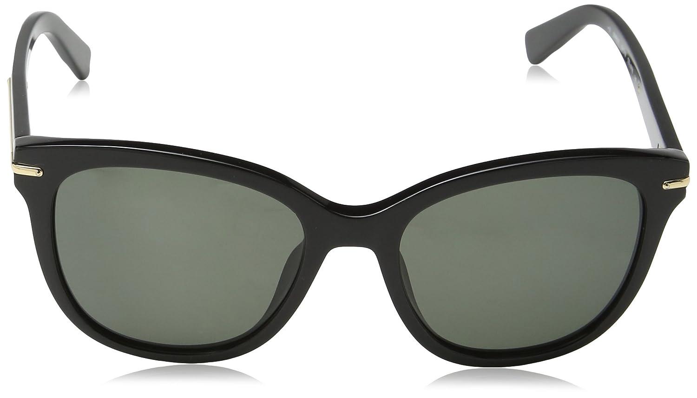 Nina Ricci Snr001, Gafas de Sol para Mujer, Green (Shiny ...