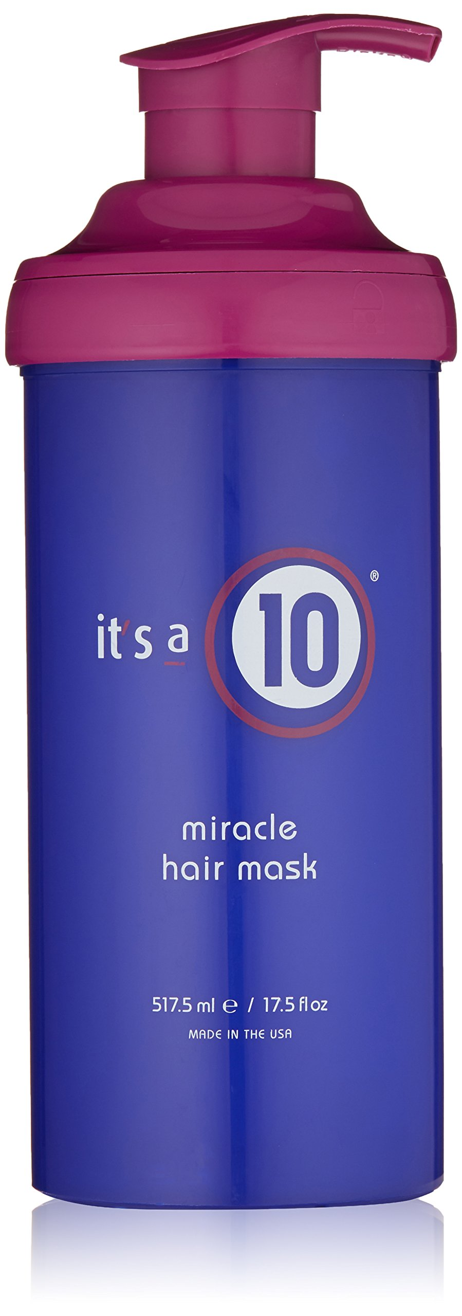 It's a 10 Miracle Hair Mask Hair And Scalp Treatments (17.5 oz) by It's a 10 Haircare