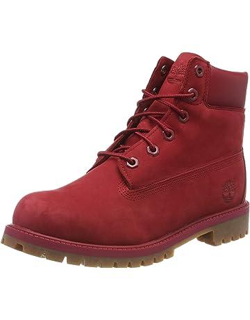 ea30600c63 Timberland Unisex Kids' 6 in Premium Waterproof Boots