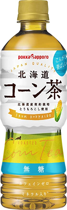 ポッカサッポロフード&ビバレッジ 北海道コーン茶