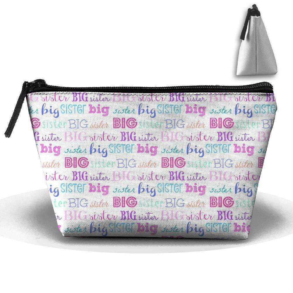 1d5459eea0 CHC40 Big Sister Toiletry Bag Portable Travel Organizer Cosmetic Make Up Bag  Case For Women Men
