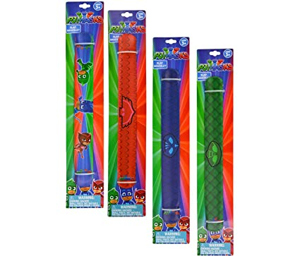 PJ Masks Slap Bracelets - Set Of 4