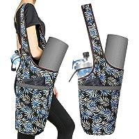 S SUNINESS Yogamatte Tasche - mit großer Tasche und Reißverschluss Tasche, passend für die meisten Größe matten