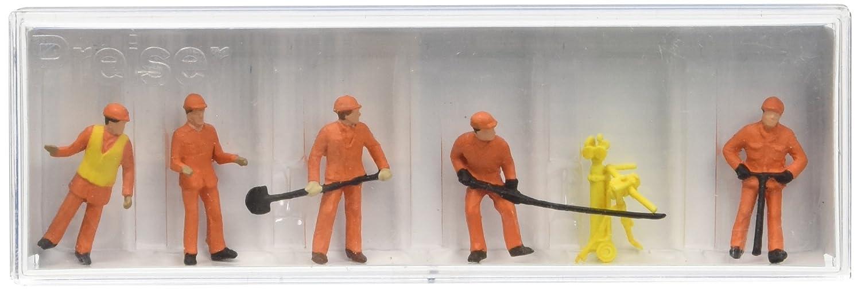 Faller 151000 Gleisbauarbeiter H0 1:87