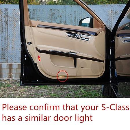 Amazon.com: W221 Benz S Class 2006 2013 S500 S350 S63 S65 ...