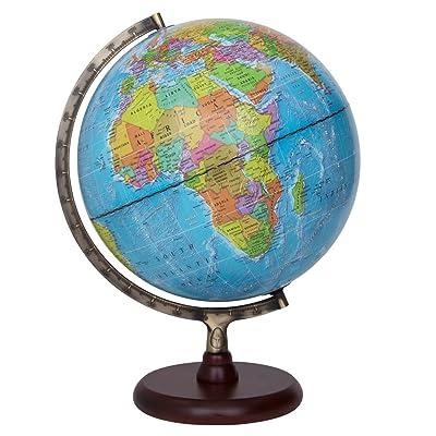 "Waypoint Geographic Navigator II Illuminated Desktop Globe, 12"": Toys & Games"