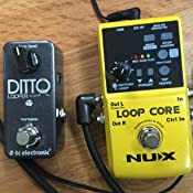 nux loop core guitar effect pedal musical instruments. Black Bedroom Furniture Sets. Home Design Ideas