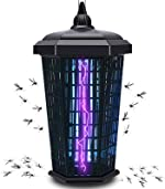 Bug Zapper Mosquito Trap Fly Killer, Electric Insect Lamp 4200v Catcher