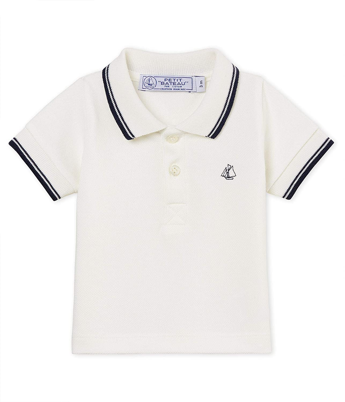 Petit Bateau Baby Boys Beau Polo Shirt
