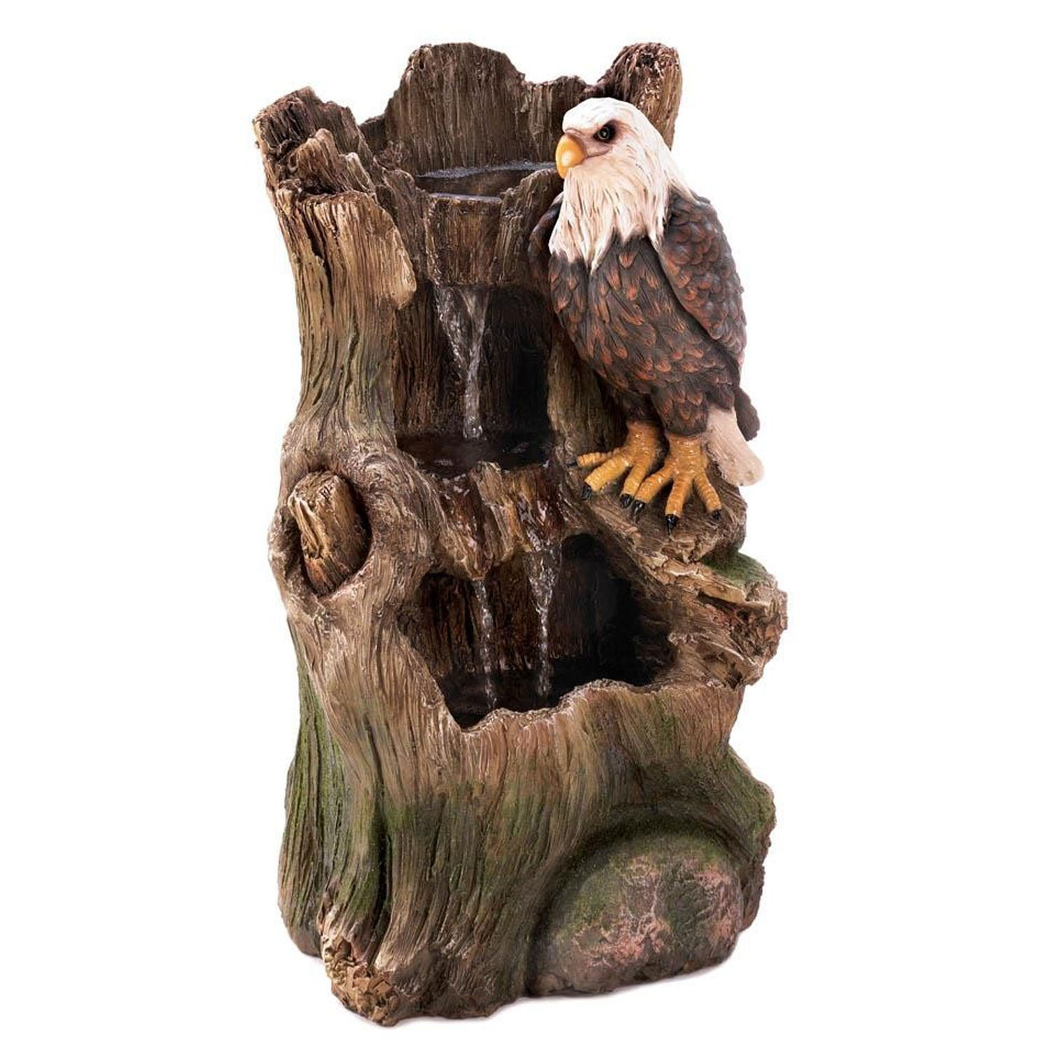 Eagle Strength Fountain Home Decor Home Decorative Items Accessories and Gifts